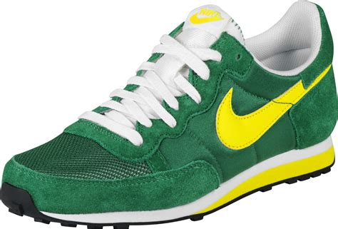Shoes Nike Challenger by Nike Challenger Shoes Green Yellow