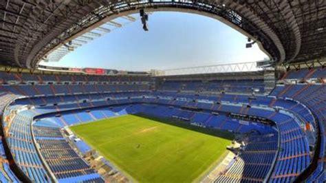 stadio santiago bernabeu di madrid calcio museo ristorante real madrid 500 milioni dagli emiri ma lo stadio deve