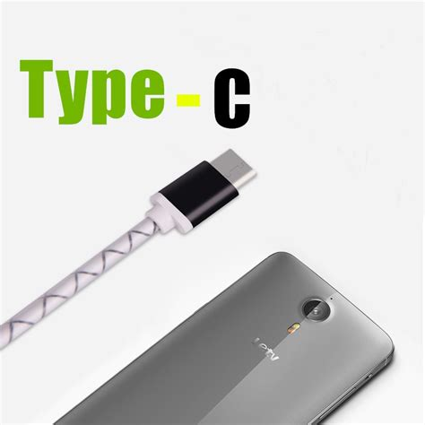 Usb Cable Type C Fast Charger For Smartphone 2016 fast charger usb cable 2 0 type c data sync charging for nokia n1 letv one pro xiaomi mi 4c