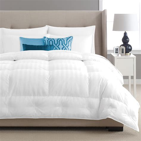 down comforter king pacific coast european light warmth pyrnes down comforter