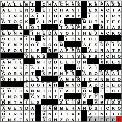 usa today crossword solution june 5 2015 0819 12 new york times crossword answers 19 aug 12