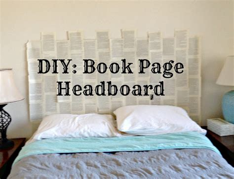 diy book headboard diy book page headboard scribbles from emily