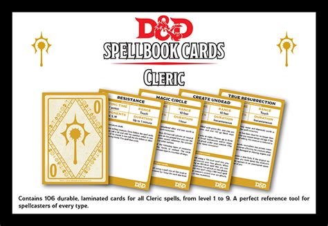 d d 5e spellbook card template adventurers kit adventurers kit