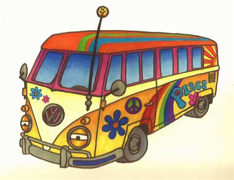 volkswagen hippie van clipart image gallery hippie bus clip art