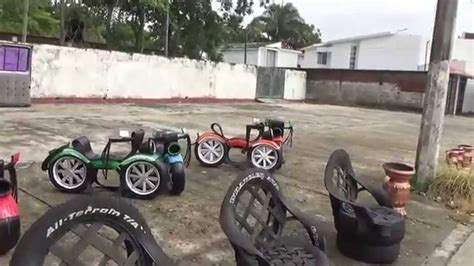 columpios de llantas recicladas llantas recicladas ingenio 100 mexicano youtube