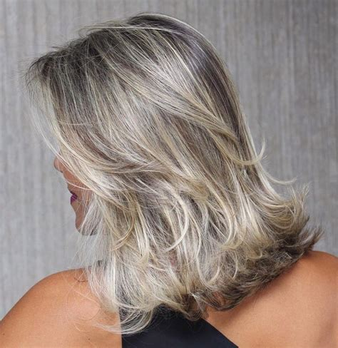 hairstyles for blonde long length hair 200 best images about hairstyles for women over 45
