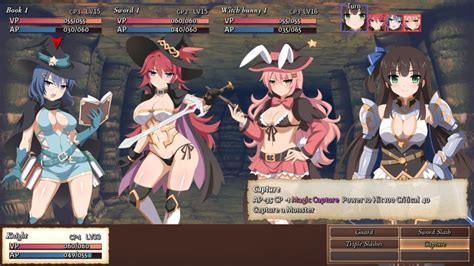 all sakura dungeon screenshots for pc