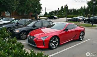 lexus lc 500 28 july 2017 autogespot