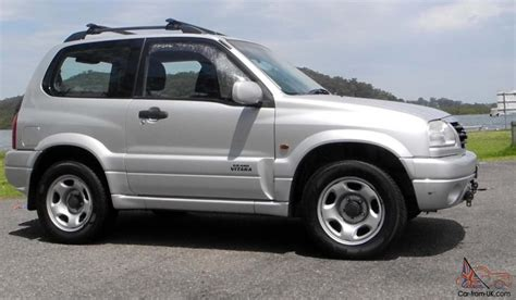 Suzuki Grand Vitara 4x4 Suzuki Grand Vitara Sports 4x4 Wide 2004 2d Hardtop 5 Sp