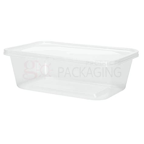 Container Microwave 1 500ml 10 microwave safe plastic food containers lids 500ml takeaway restaurant ebay