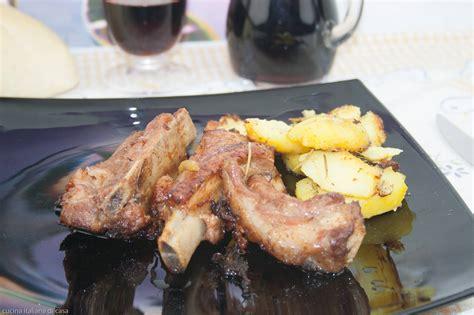 come cucinare le costine di maiale come fare le costine di maiale bollite ricette di cucina