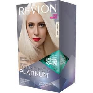 platunum hair dye the counter revlon color effects platinum hair color platinum