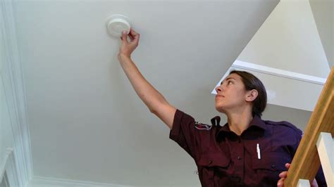 install smoke detector free smoke alarm installation program city of surrey
