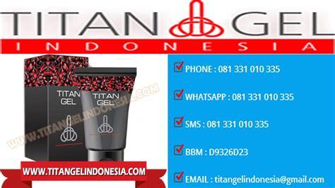 titan gel indonesia titangelindonesia com youtube
