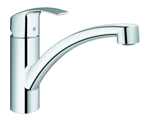 Mitigeur Evier Cuisine Grohe by Mitigeur Evier Eurosmart Grohe