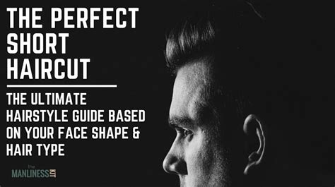 haircut based on your shape the best short hairstyles for men based on face shape the