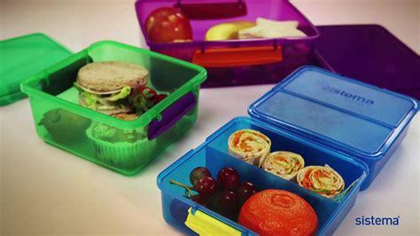 Sistema 1 65l Bento Lunch To Go lunch sistema plastics