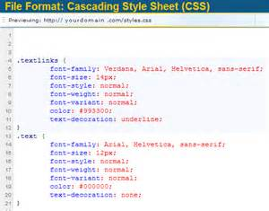 css font color code html editor help editing other file types