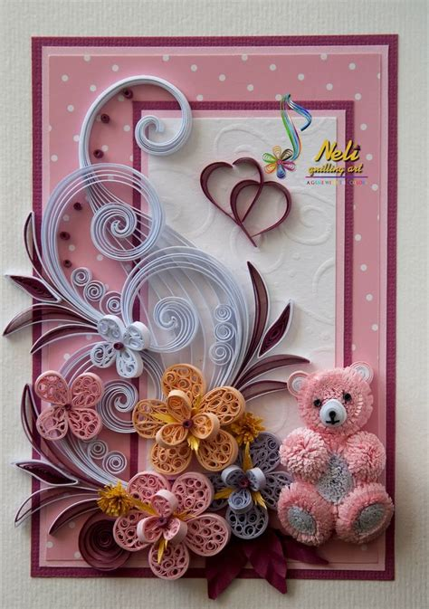 card with quilling 25 unique paper quilling cards ideas on