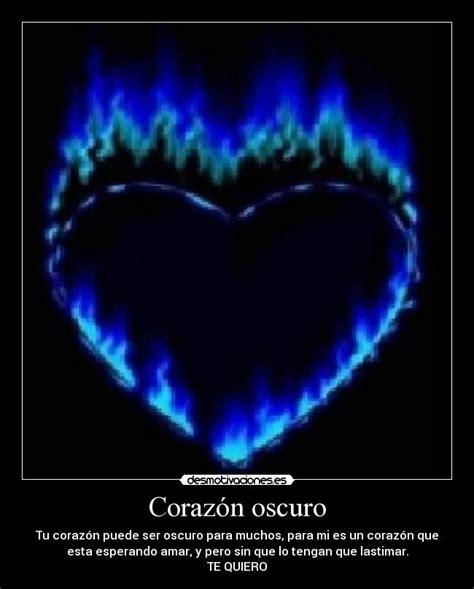 imagenes de corazones oscuros coraz 243 n oscuro desmotivaciones