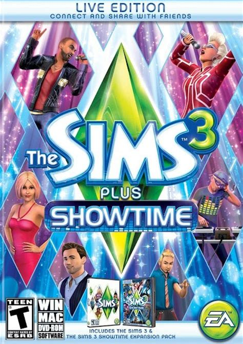 The Sims3 Show Time the sims 3 plus showtime the sims wiki fandom powered
