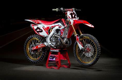 Honda Mx by Racebikebitz Samco Sport Sponsored Honda World Motocross