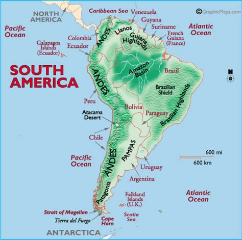 south america dot map unit 2 concept 1 maps skills and climate mr paolano s