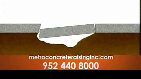 Metro Concrete Raising, Inc (MCRI) ? Minneapolis St. Paul