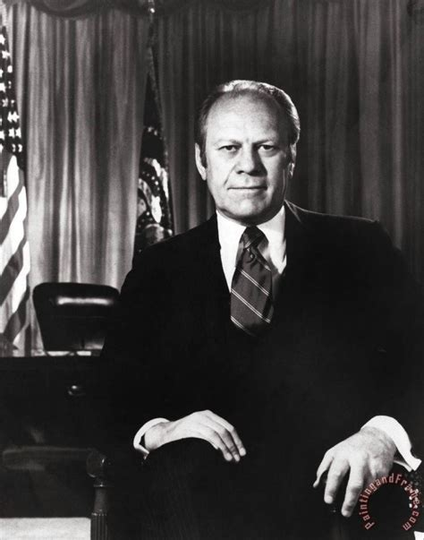 gerald ford others gerald r ford 1913 2006 painting gerald r