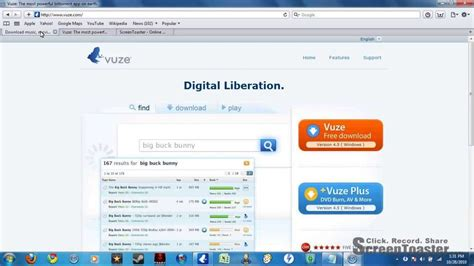 how to add vuze templates how to use vuze and the pirate bay