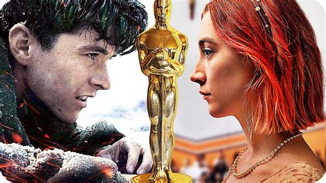 Oscar Buzzing Begining In by Oscars 2018 Trailers For All Best Picture Nominees