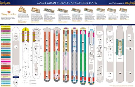 disney magic floor plan deck plans disney dream disney fantasy the disney cruise line blog