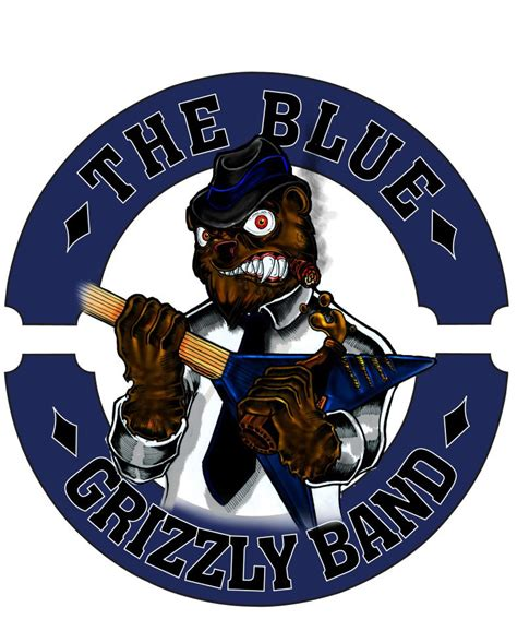 the blue palmerston the blue grizzly band