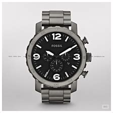Fossil Nate Jr1502 Black fossil nate price harga in malaysia lelong