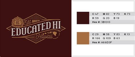 brown color combination 10 best 2 color combinations for logo design with free