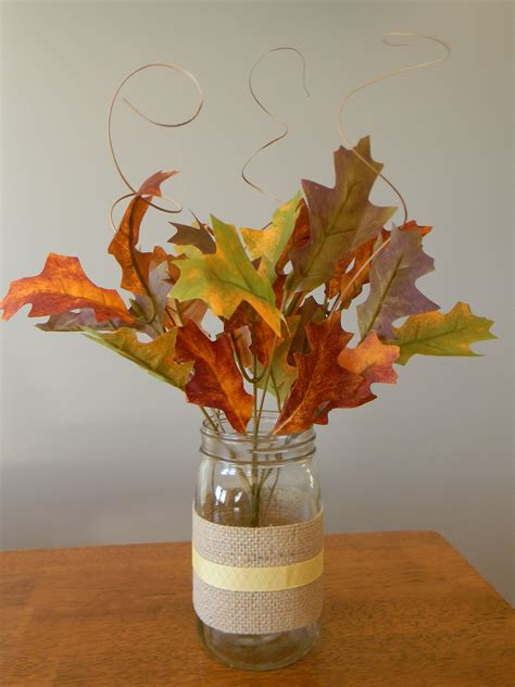 centerpieces for and easy fall centerpiece organize and decorate