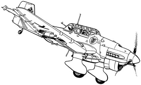 army airplane coloring pages wwii army plane coloring page coloring pages