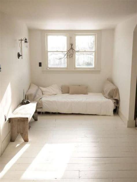 monochromatic bedroom color scheme minimalist small bedroom with monochromatic color scheme