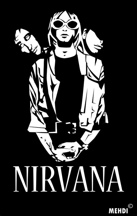nirvana by mehdiinconnu on deviantart