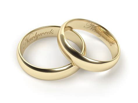 Engraved Wedding Rings by Wedding Ring Engravings Everything You Need To