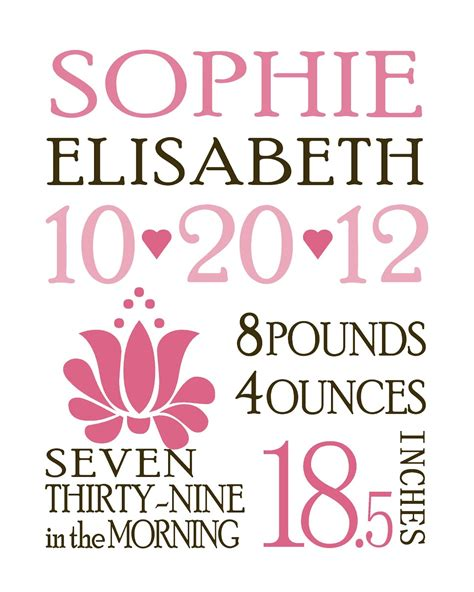 full of great ideas how full of great ideas free custom birth announcements template