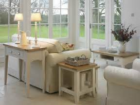 Oak Livingroom Furniture Furniture Cottage Oak And Painted Living Room Furniture