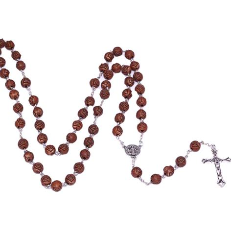 cheap rosary get cheap brown rosary aliexpress