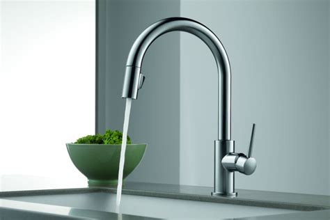 stainless faucets kitchen 10 solid stainless steel kitchen faucet ideas with pictures