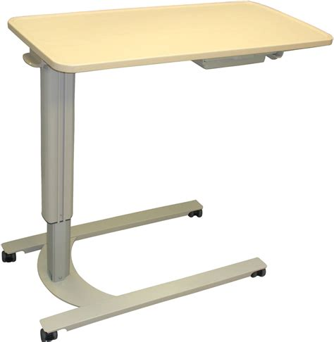table bed standard over bed tables promed technologies
