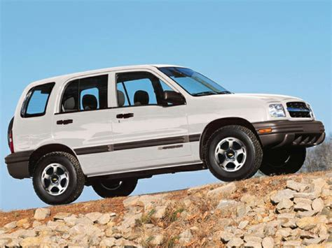 chevrolet tracker price 1999 chevrolet tracker reviews specs and prices cars