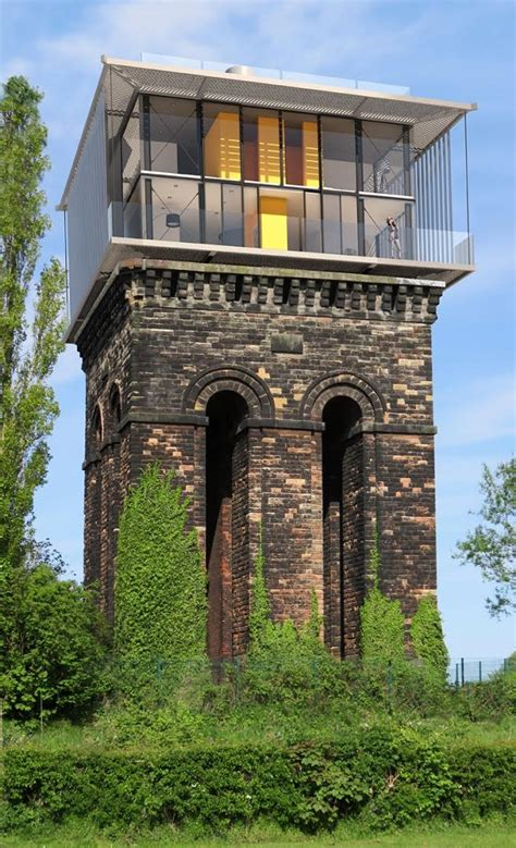 tower house place north west snook s ormskirk water tower house given go ahead