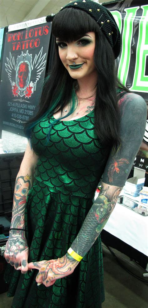 baltimore tattoo convention