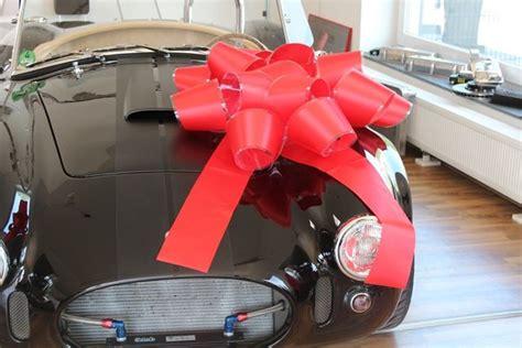 Gro E Schleife F R Auto gro 223 e geschenk schleife f 252 r autos