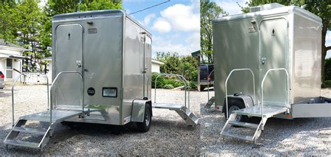 Trailer Bathroom Rental by Clean Indianapolis Portable Restrooms Trailers Showers